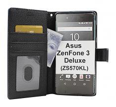 New Standcase Wallet Asus ZenFone 3 Deluxe (ZS570KL)