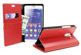 Standcase Mobilwallet Huawei Honor 7