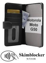 Skimblocker Mobiltaske Motorola Moto G50