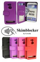 Skimblocker Mobiltaske Doro 8030
