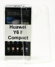 Ultra Thin TPU Cover Huawei Y6 II Compact