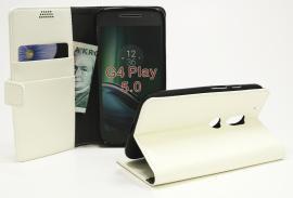 Standcase Wallet Lenovo Motorola Moto G4 Play