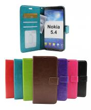 Crazy Horse Wallet Nokia 5.4