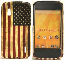 TPU Designcover LG Google Nexus 4 (E960)
