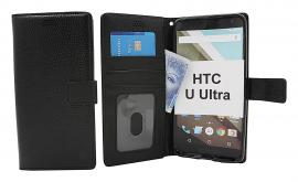 New Standcase Wallet HTC U Ultra