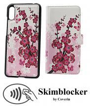 Skimblocker Magnet Designwallet Huawei Y6 2019