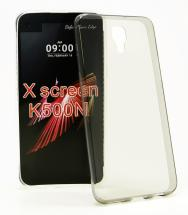 Ultra Thin TPU Cover LG X Screen (K500N)