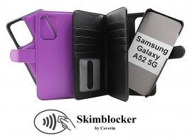 Skimblocker XL Magnet Wallet Samsung Galaxy A52 / A52 5G / A52s 5G