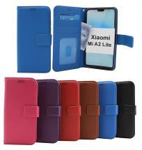 New Standcase Wallet Xiaomi Mi A2 Lite