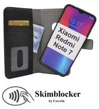 Skimblocker Magnet Wallet Xiaomi Redmi Note 7