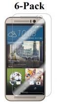 6-Pack Skærmbeskyttelse HTC One A9