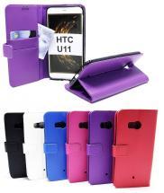 Standcase Wallet HTC U11