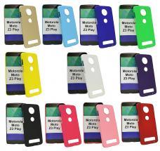 Hardcase Cover Motorola Moto Z3 Play