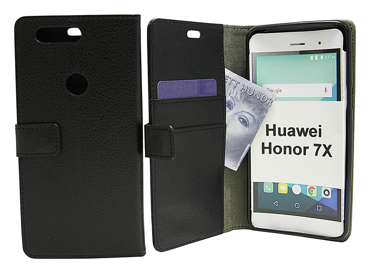 Standcase Wallet Huawei Honor 7X