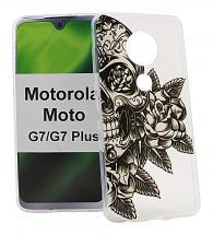 TPU Designcover Motorola Moto G7 / Moto G7 Plus