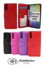 Skimblocker Mobiltaske Samsung Galaxy A50 (A505FN/DS)