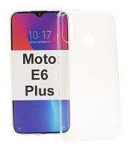 Ultra Thin TPU Cover Motorola Moto E6 Plus