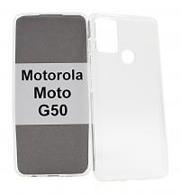 TPU Mobilcover Motorola Moto G50