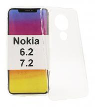 Ultra Thin TPU Cover Nokia 6.2 / 7.2