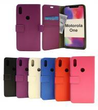 Standcase Wallet Motorola One