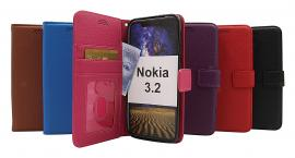 New Standcase Wallet Nokia 3.2