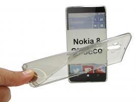 Ultra Thin TPU Cover Nokia 8 Sirocco