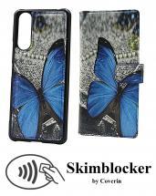 Skimblocker Magnet Designwallet Sony Xperia 5 II