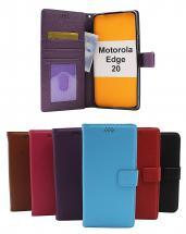 New Standcase Wallet Motorola Edge 20
