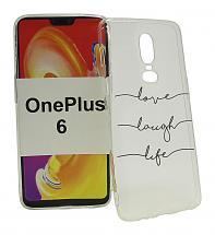TPU Designcover OnePlus 6
