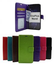 Crazy Horse Wallet OnePlus Nord