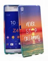 TPU Designcover Sony Xperia Z3+ (E6553)