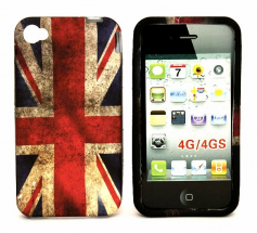 TPU Designcover iPhone 4/4S