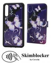 Skimblocker Magnet Designwallet Huawei P20 Pro (CLT-L29)