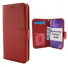 New Standcase Wallet Samsung Galaxy A40 (A405FN/DS)