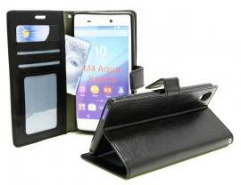 Crazy Horse Wallet Sony Xperia M4 Aqua (E2303)