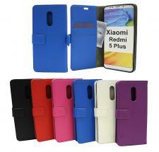 Standcase Wallet Xiaomi Redmi 5 Plus