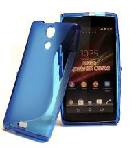 S-line Cover Sony Xperia ZR (C5503,M36h)