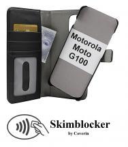 Skimblocker Magnet Wallet Motorola Moto G100