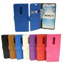 Standcase Wallet Nokia 5