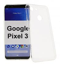 Ultra Thin TPU cover Google Pixel 3