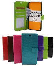 Crazy Horse Wallet OnePlus Nord CE 5G