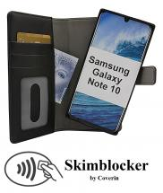 Skimblocker Magnet Wallet Samsung Galaxy Note 10 (N970F/DS)