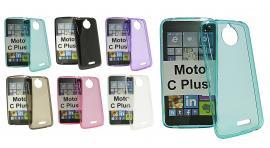 TPU Mobilcover Moto C Plus