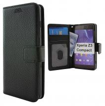 New Standcase Wallet Sony Xperia Z3 Compact (D5803)