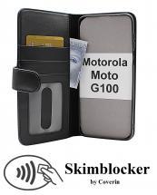 Skimblocker Mobiltaske Motorola Moto G100