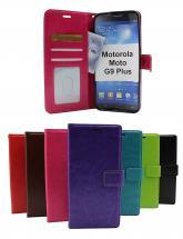 Crazy Horse Wallet Motorola Moto G9 Plus