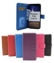 New Standcase Wallet Huawei P40 Lite E