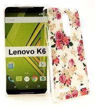 TPU Designcover Lenovo K6