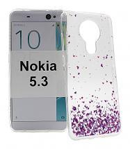TPU Designcover Nokia 5.3