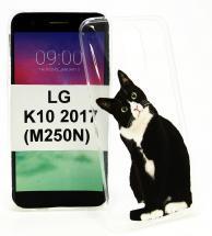TPU Designcover LG K10 2017 (M250N)